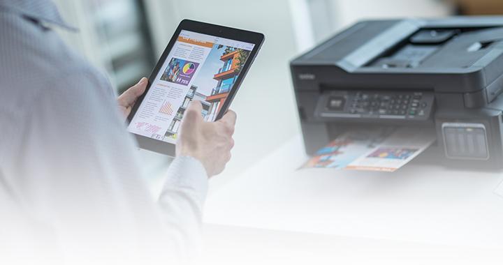 Convenient Mobile Printing