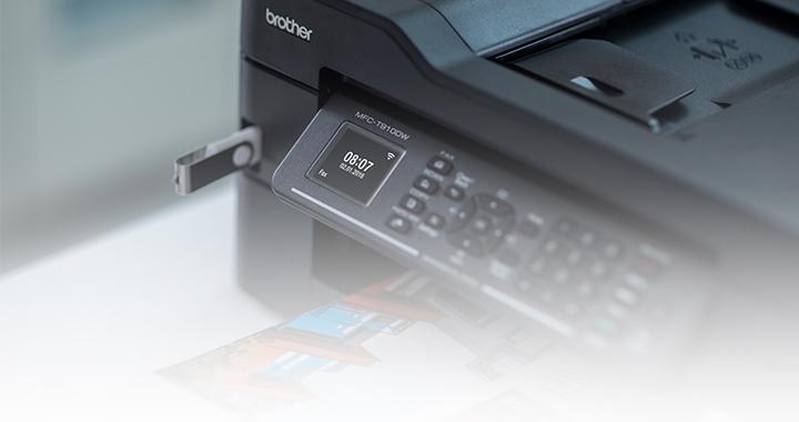 Direct USB Print/Scan